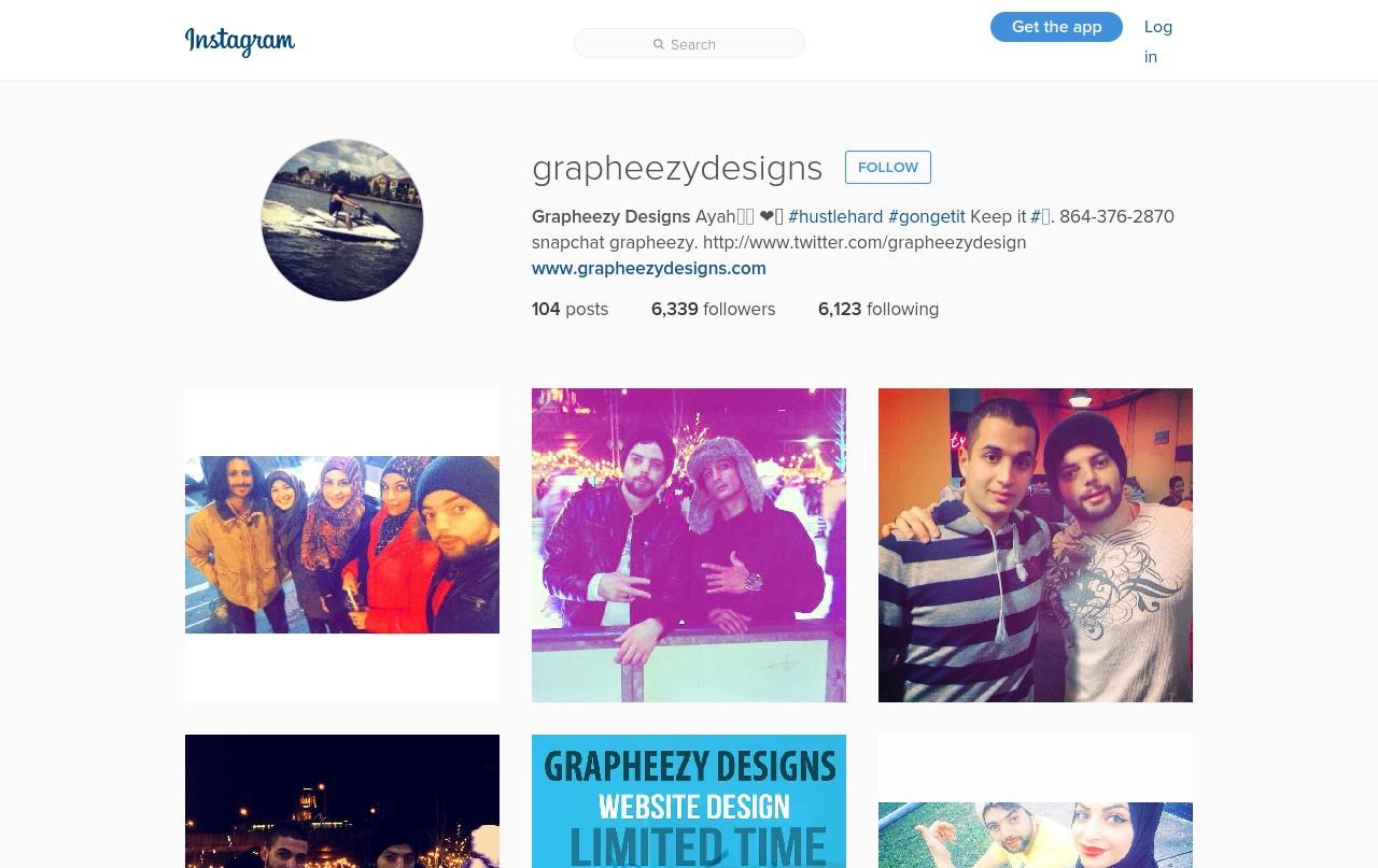 Grapheezy Designs – Instagram